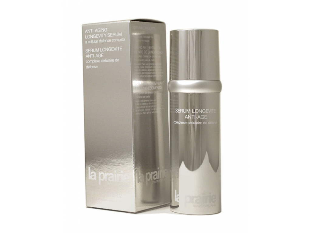 beaute beaute anti aging longevity serum serum 50 ml la prairie. Black Bedroom Furniture Sets. Home Design Ideas