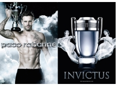 Zoom στο PACO RABANNE INVICTUS AFTER SHAVE BALM 100ml