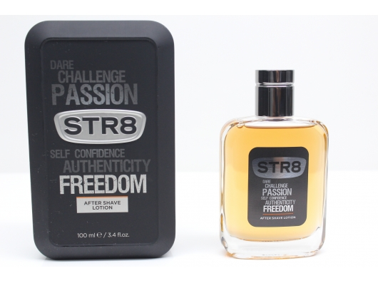Zoom στο STR8 FREEDOM AFTER SHAVE LOTION 100ml