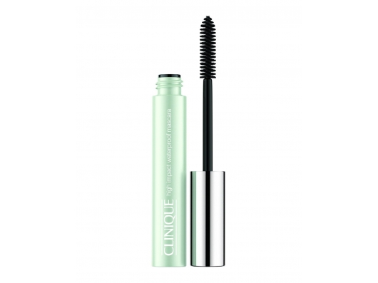 Zoom στο CLINIQUE high impact waterproof mascara No. 01 black
