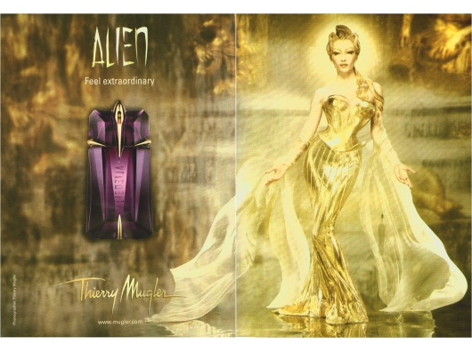 Zoom στο THIERRY MUGLER ALIEN EDP 15 ML SPR