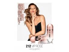 Zoom στο CAROLINA HERRERA 212 VIP ROSE EDP 80 ml SPR