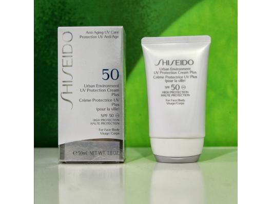 Zoom στο SHISEIDO Urban Environment UV Protection Cream Plus SPF 50 50ml