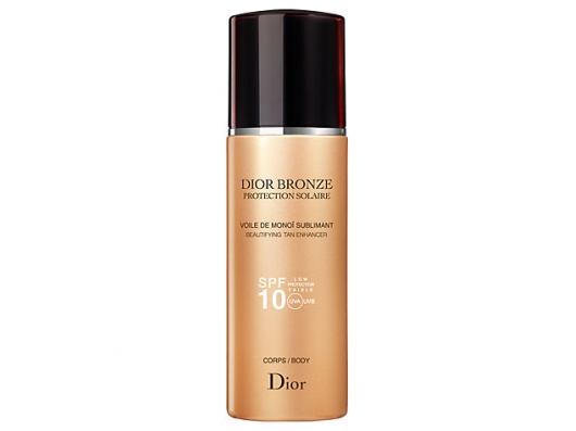 Zoom στο CHRISTIAN DIOR BRONZE PROTECTION SOLAIRE TAN ENHANCER DRY OIL SPF 10 200 ML