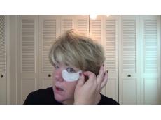 Zoom στο SHISEIDO BENEFIANCE Wrinkle Resist 24 Pure Retinol Express Smoothing Eye Mask 12 packs x 2 sheets