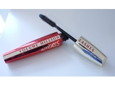 Zoom στο LOREAL VOLUME MILLION LASHES excees MASCARA 01 BLACK