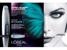 Zoom στο LOREAL FALSE LASH WINGS MASCARA BLACK 7ml