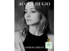 Zoom στο ARMANI AQUA DI GIO WOMAN EDT 100ml SPR