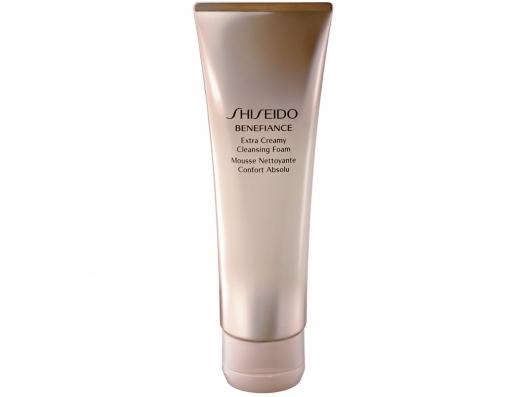 Zoom στο SHISEIDO BENEFIANCE Extra Creamy Cleansing Foam 125 ml