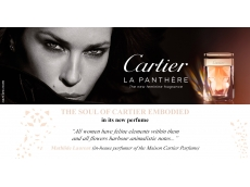 Zoom στο CARTIER LA PANTHERE shower gel 200ml