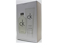 Zoom στο CALVIN KLEIN (CK) ONE EDT 200ml SPR (gift set)