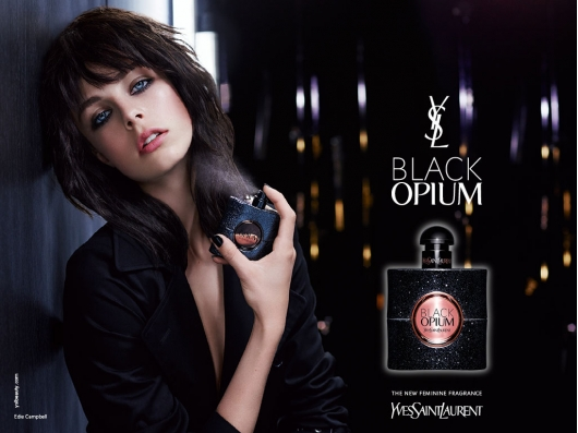 Zoom στο YSL BLACK OPIUM EDP 50ml SPR