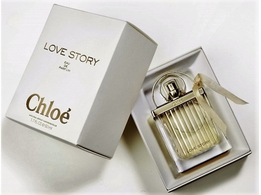 Zoom στο CHLOE LOVE STORY EDP 50ml SPR