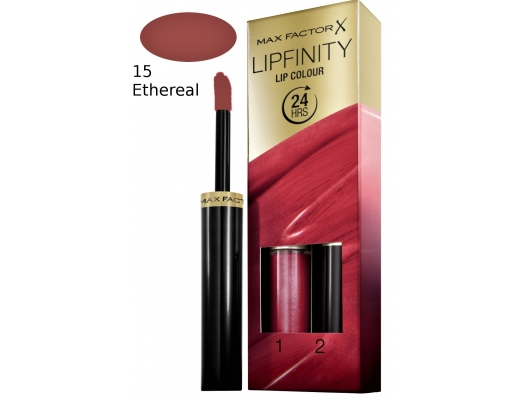 Zoom στο MAX FACTOR LIPFINITY LIP COLOUR 24HRS