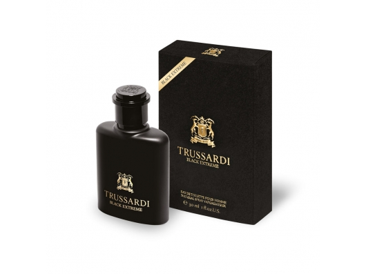 Zoom στο TRUSSARDI BLACK EXTREME EDT 30ml SPR