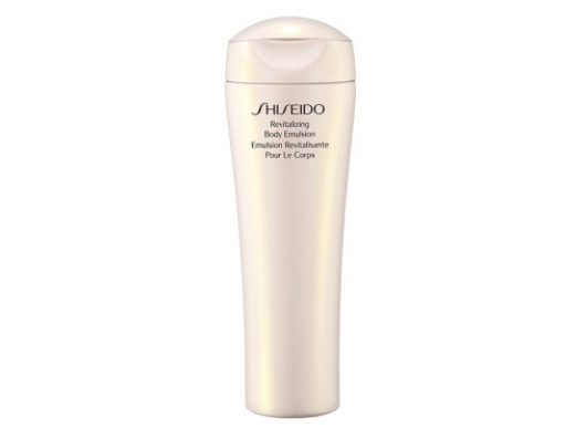 Zoom στο shiseido revitalizing body emulsion 200ml