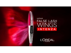 Zoom στο LOREAL FALSE LASH WINGS INTENZA MASCARA BLACK
