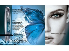 Zoom στο LOREAL FALSE LASH WINGS WATERPROOF MASCARA BLACK