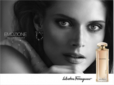 Zoom στο FERRAGAMO EMOZIONE BATH & SHOWER GEL 200ml