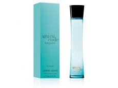 Zoom στο ARMANI CODE turquoise EAU FRAICHE POUR FEMME 75ml SPR