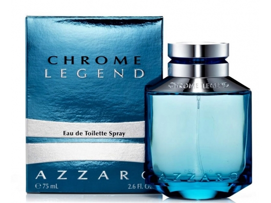 Zoom στο AZZARO CHROME LEGEND EDT 75ml SPR