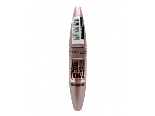 Zoom στο MAYBELLINE LASH SENSATIONAL MASCARA NOIR-BLACK
