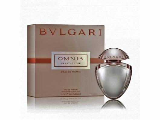 Zoom στο BVLGARI omnia crystalline l eau de parfum EDP 25ml SPR