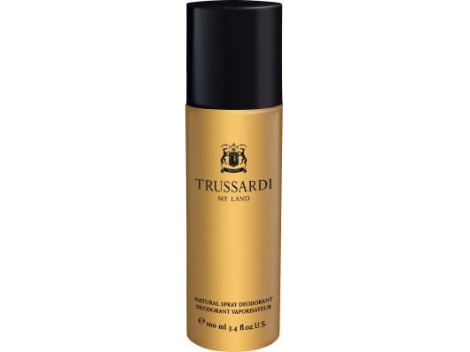 Zoom στο TRUSSARDI MY LAND POUR HOMME DEO SPRAY 100ml