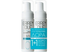 Zoom στο ERRE DUE SMOOTH CLEANSING FOAM for FACE 150 X 150 = 300ml (1+1 ΔΩΡΟ)
