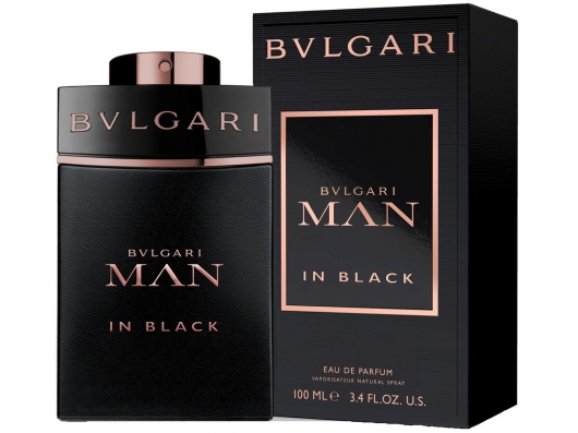Zoom στο BVLGARI MAN IN BLACK EDP 100ml SPR