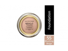 Zoom στο MAX FACTOR MIRACLE TOUCH SKIN PERFECTING FOUNDATION 055 BEIGH 11.5gr