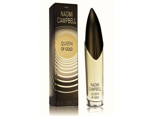 Zoom στο NAOMI CAMPBELL QUEEN OF GOLD EDT 50ml SPR