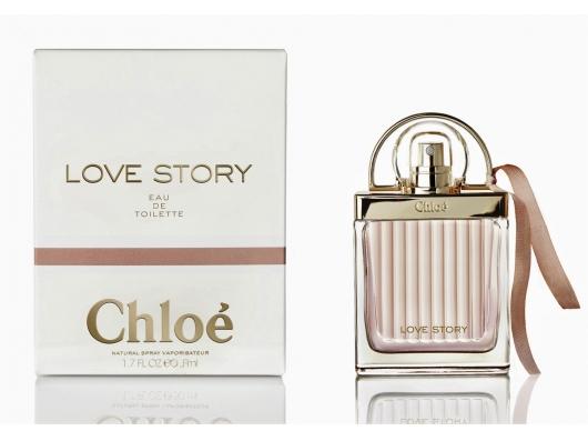Zoom στο CHLOE LOVE STORY EDT 75ml SPR