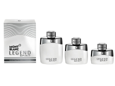 Zoom στο MONT BLANC LEGEND SPIRIT SHOWER GEL 150ml