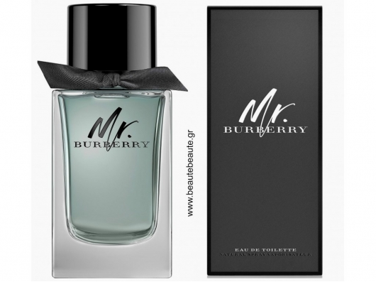 Zoom στο BURBERRY Mr BURBERRY EDT 50ml SPR