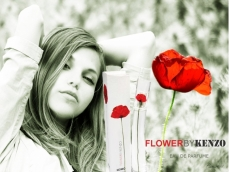 Zoom στο KENZO FLOWER MILKY SHOWER CREAM 150ml