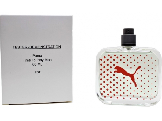 Zoom στο PUMA time to play man EDT 60ml SPR (tester)