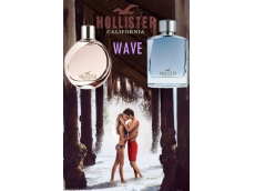 Zoom στο HOLLISTER WAVE FOR HER EDP 50ml SPR