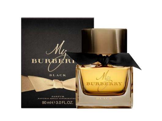 Zoom στο BURBERRY My BURBERRY BLACK EDP 90ml SPR
