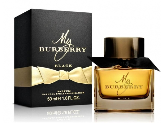 Zoom στο BURBERRY My BURBERRY BLACK EDP 50ml SPR