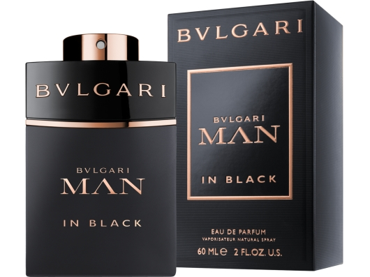 Zoom στο BVLGARI MAN IN BLACK EDP 60ml SPR