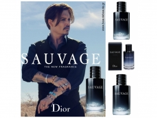 Zoom στο CHRISTIAN DIOR SAUVAGE AFTER SHAVE LOTION 100ml