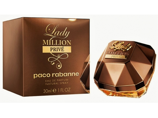 Zoom στο PACO RABANNE MILLION LADY PRIVE EDP 30ml SPR (NEW)