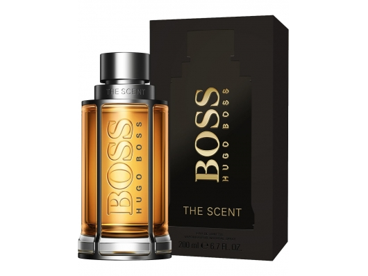 Zoom στο BOSS THE SCENT EDT 200ml SPR (KING SIZE)