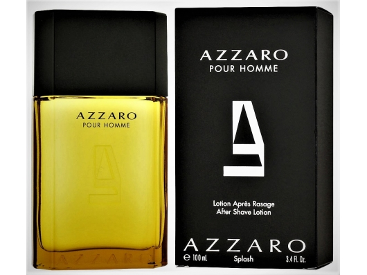 Zoom στο AZZARO POUR HOMME AFTER SHAVE LOTION 100ml