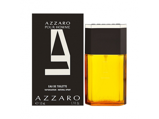 Zoom στο AZZARO POUR HOMME EDT 50ml SPR