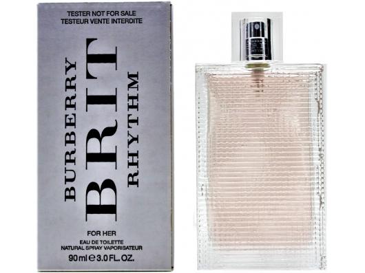 Zoom στο BURBERRY BRIT RHYTHM FOR HER EDT 90ml SPR (tester)