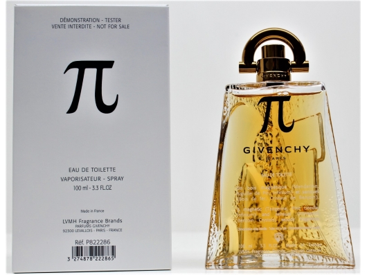 Zoom στο GIVENCHY Pi for Men EDT 100ml SPR (tester)