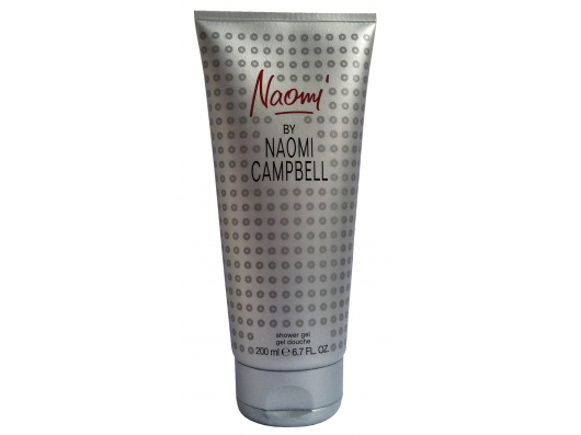 Zoom στο NAOMI by NAOMI CAMPBELL SHOWER GEL 200ml