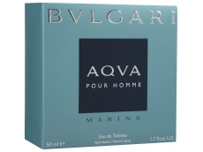 Zoom στο BVLGARI AQVA POUR HOMME MARINE EDT 50ml SPR
